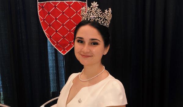 Senior Spotlight: Olivia Falterman