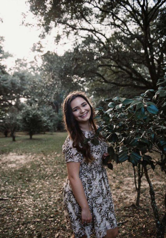 Senior Spotlight: Alyssa Wilson
