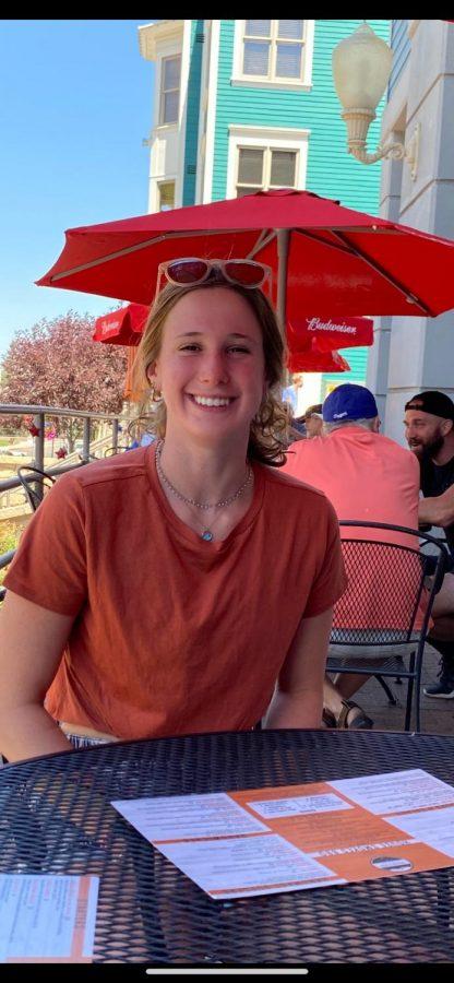 Senior Spotlight: Ashley Gill